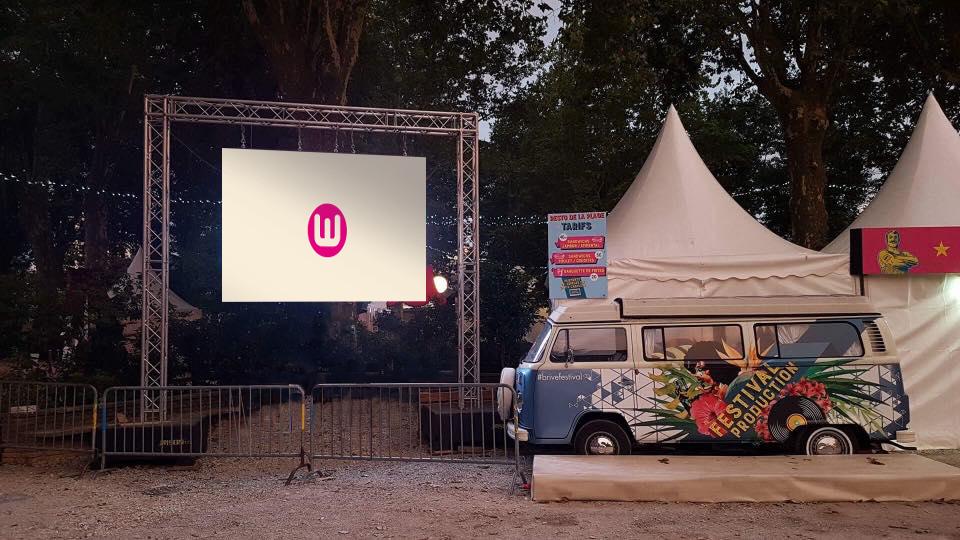 location festival